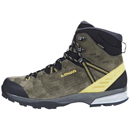 Lowa Arco GTX Mid - Chaussures Homme - jaune